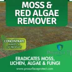 Protect It  Moss & Algae Remover