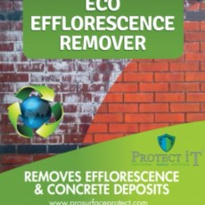 protect It. Efflorescence Remover
