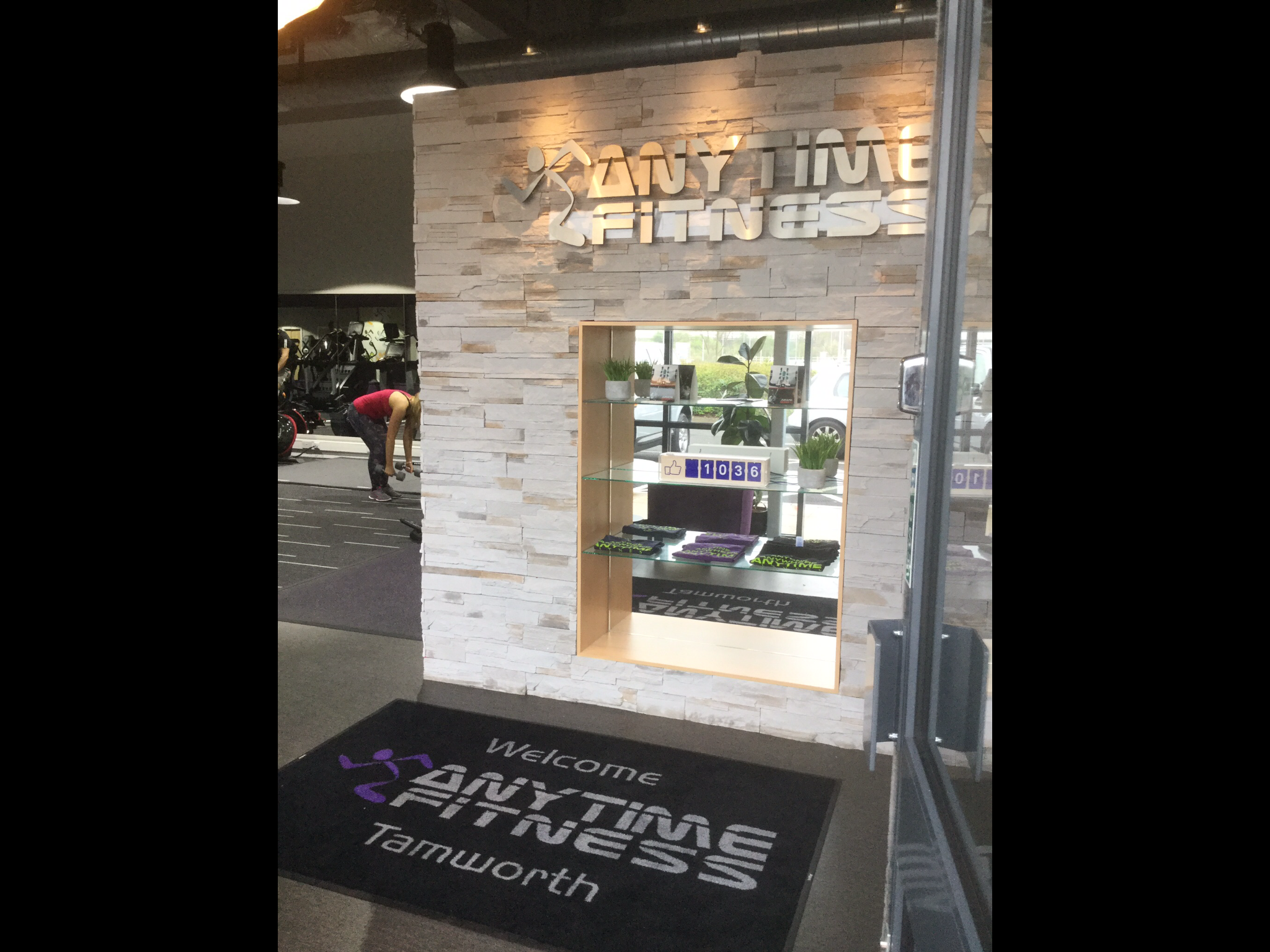 Anytime Fitness Highland Silver 2