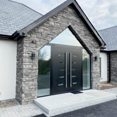 Stacked Ledgestone M+ - Fernhill Stone Cladding